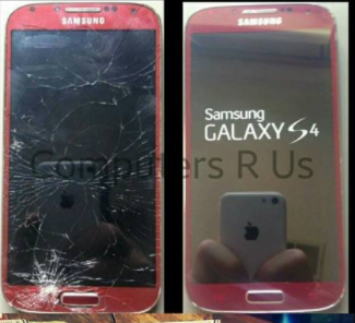 before and after Galaxy Repair